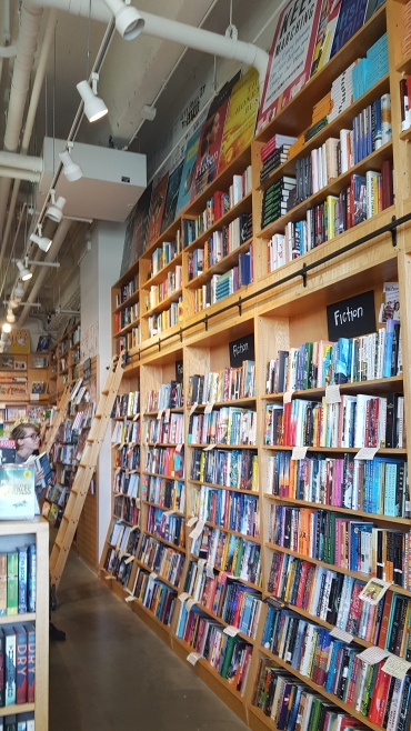 Book Passage <3 (SF)
